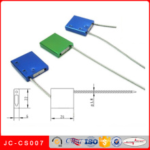 Jc-CS007 Sello de cable de seguridad de aleación de aluminio
